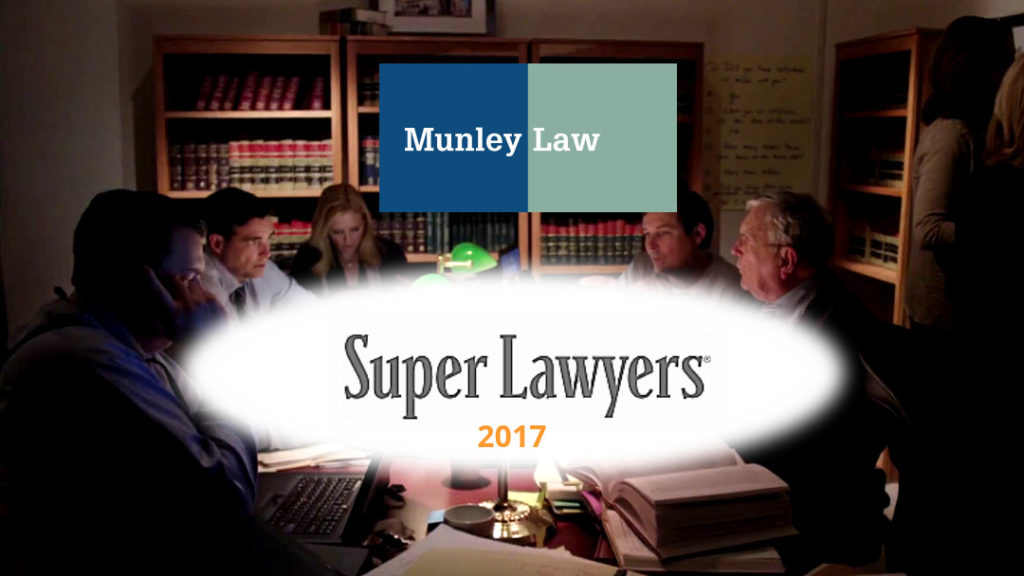 MUNLEY LAW SUPER LAWYERS