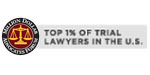 top 1% of trial lawyers