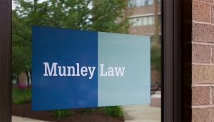 munley law personal injury lawyers office