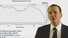 Lower Gas Prices = More Accidents? Attorney Dan Mitsakos Explains